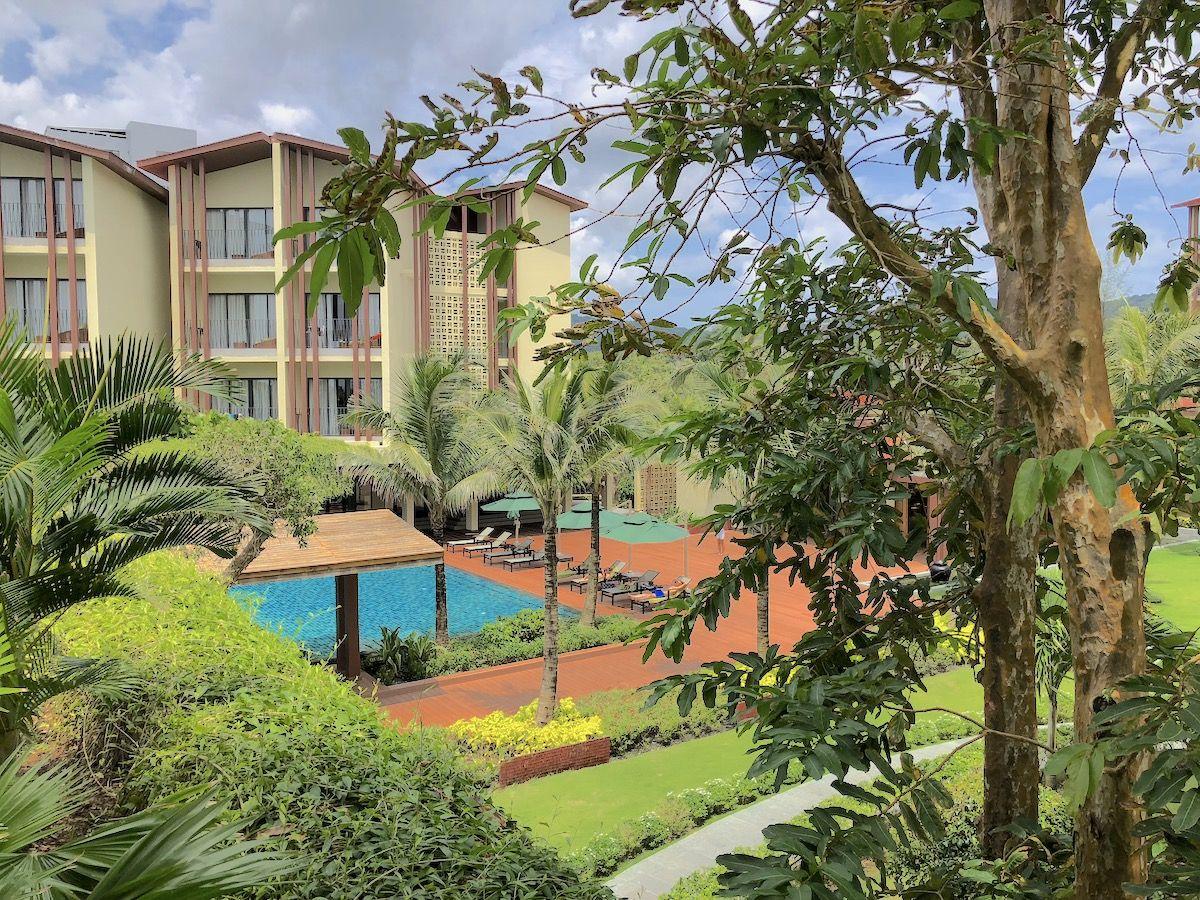 ベトナム・フーコック島のお手軽リゾート「デュシットプリンセス ムーンライズ ビーチ リゾート」