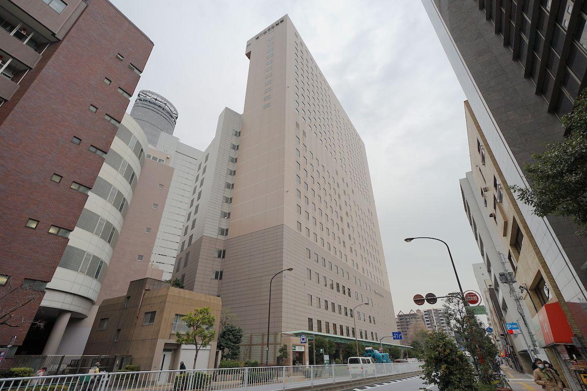 「第一ホテル両国」は交通アクセスの良い場所にあることがポイント!