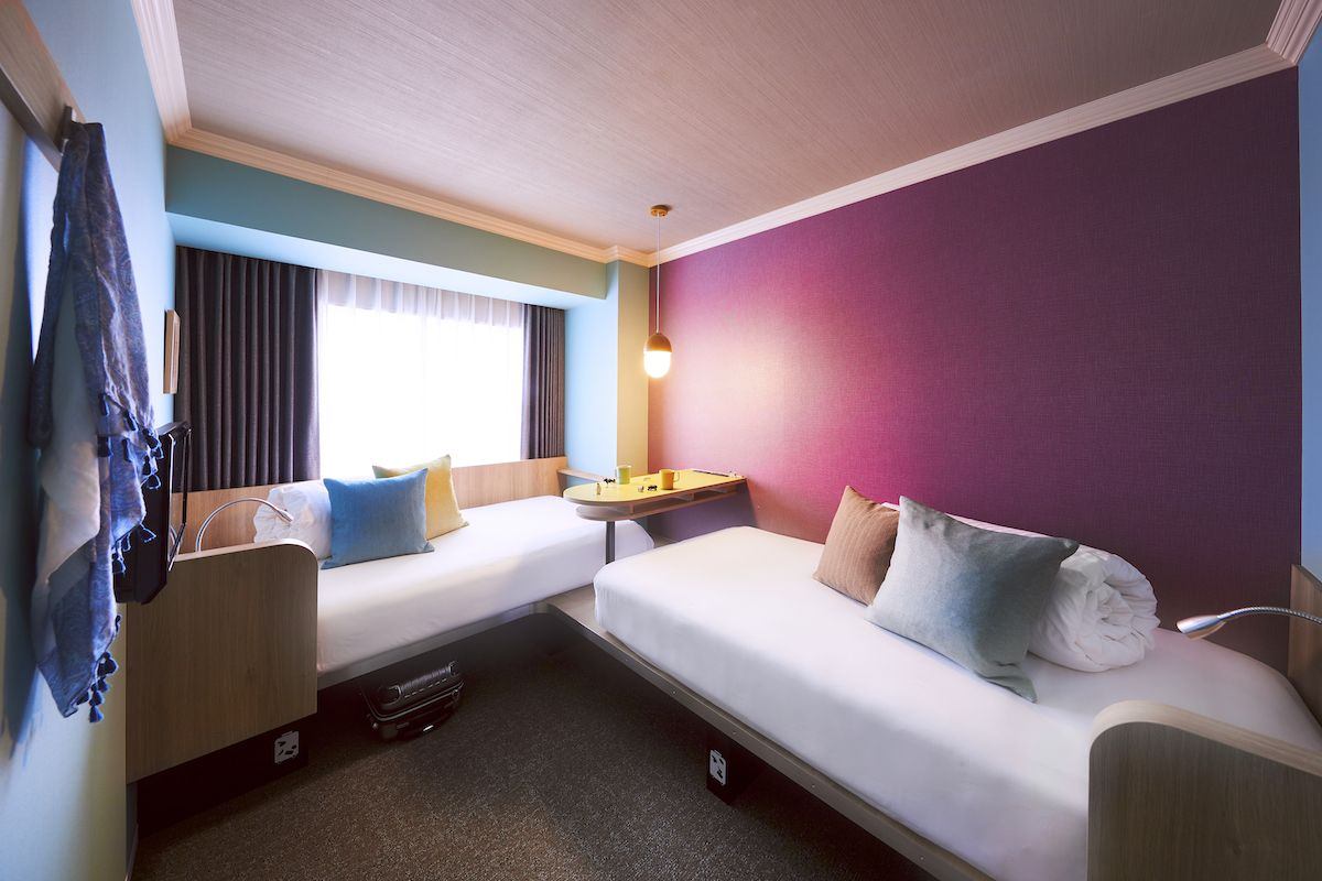 女子旅やカップルにおすすめの「DANRAN Room」