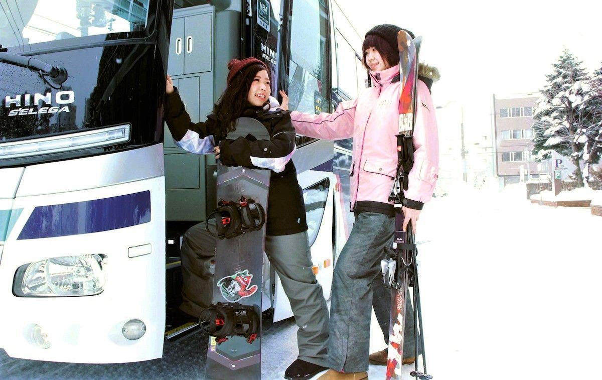 旭川初心者でも安心!ガイドやバスを上手に使いましょう