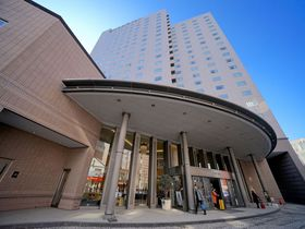 中島公園駅から徒歩3分!「札幌エクセルホテル東急」はススキノにも徒歩圏内