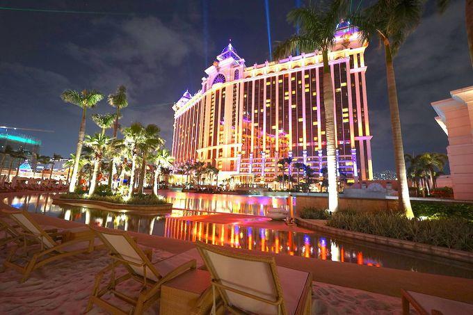 日系のマカオリゾートといったらこのホテル