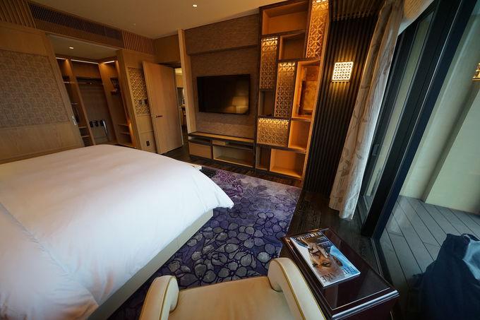 ホテルレジデンスの客室は心地よさ最高!