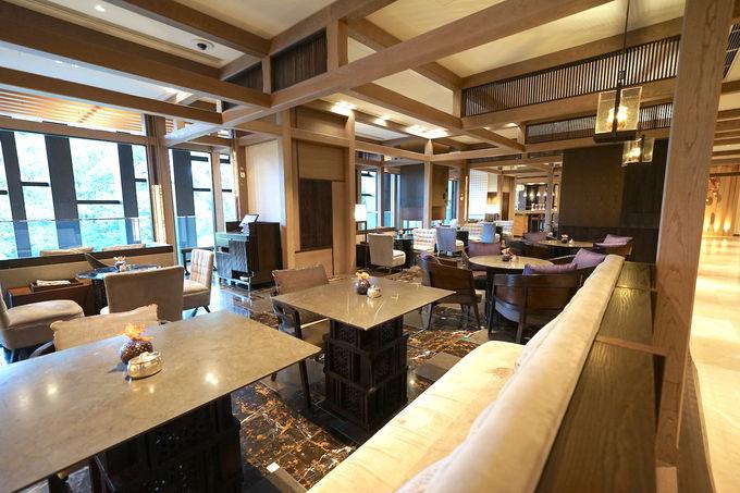 東山の閑静な地にある「フォーシーズンズホテル京都」