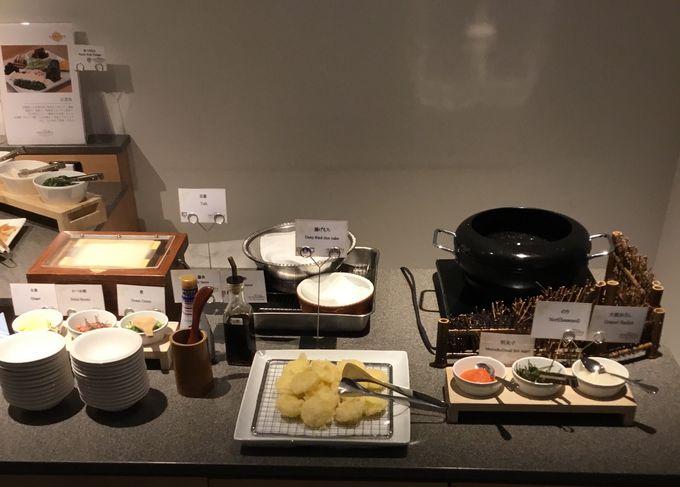 満足度ばっちり!江本シェフ監修のオリジナル朝食