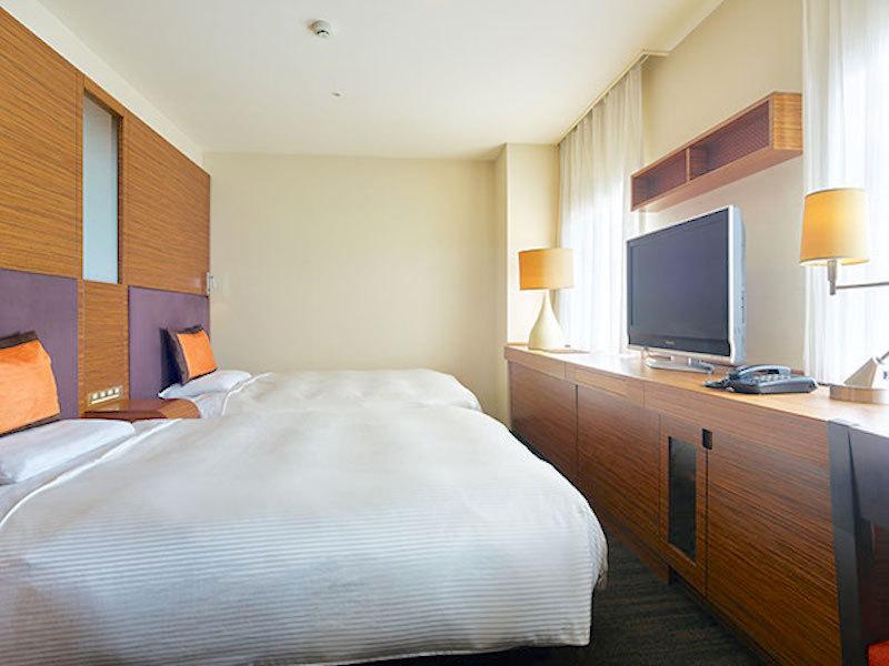 旅行で利用するなら、スーペリアタイプの部屋!