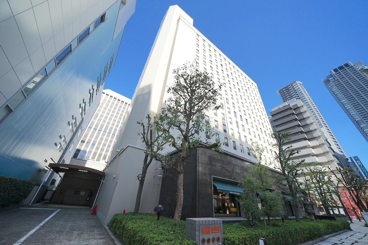 キタもミナミも近い、淀屋橋駅徒歩5分「三井ガーデンホテル大阪淀屋橋」