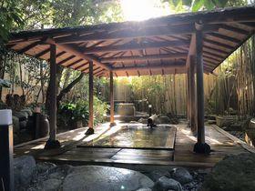 南伊豆・下賀茂温泉「南楽」で17種の貸切風呂と金目鯛を堪能!