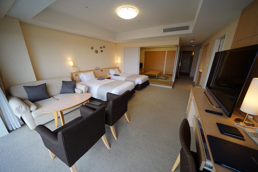 4.ホテル エミオン 東京ベイ