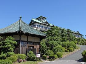 愛知県「蒲郡クラシックホテル」は風光明媚な歴史あるホテル