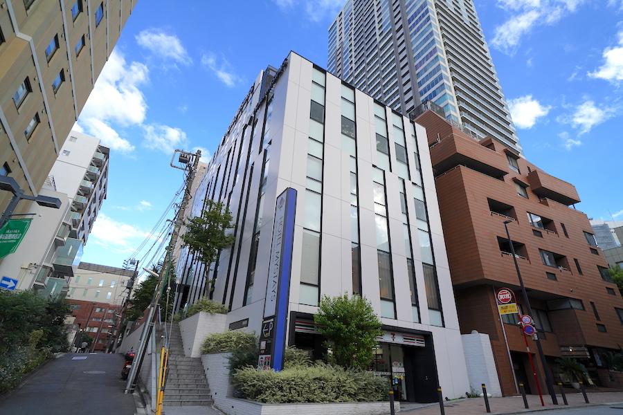 「ホテルマイステイズプレミア赤坂」は赤坂駅近くで気軽に泊まれるホテル