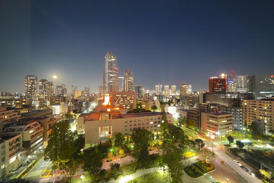 築地で夜景!?「ホテル京阪 築地銀座 グランデ」の上質空間にステイ