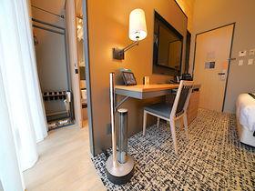 天井高3.5メートル!快適客室がおすすめ「ホテルミュッセ銀座名鉄」
