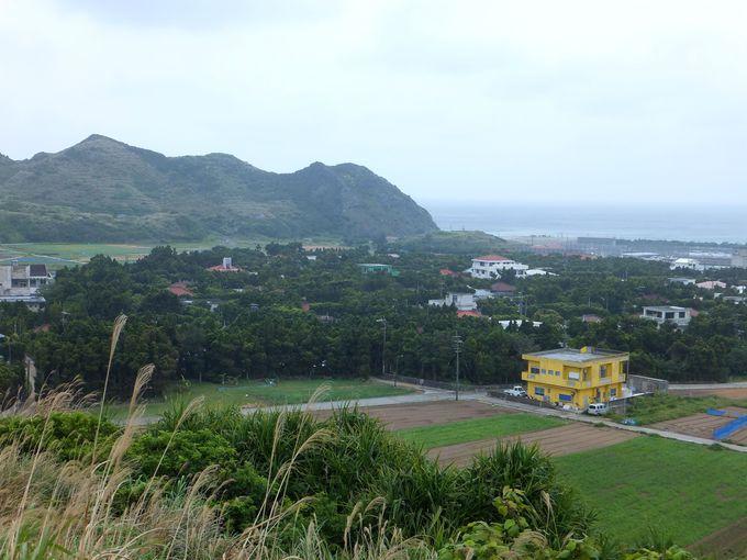 沖縄県で最も面積が小さく、最も人口が少ない渡名喜村