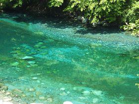 ブルーに輝く清流が神奈川に!丹沢・ユーシン渓谷は青すぎる奇跡の絶景