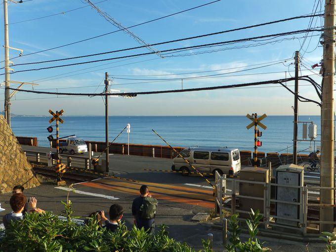 『スラムダンク』の聖地巡礼!台湾人に大人気の鎌倉高校前踏切