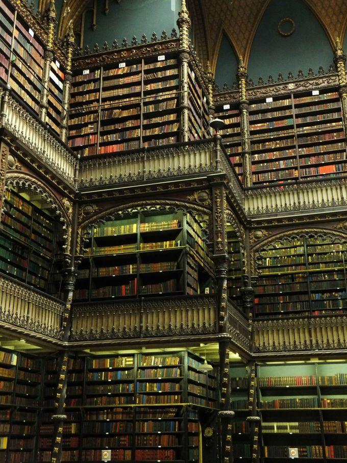 10.幻想図書館(リオデジャネイロ)