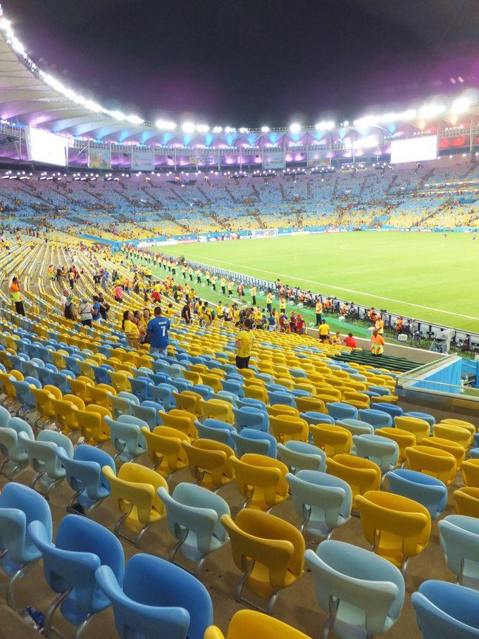 悲劇の地から歓喜の地へ!サッカーの聖地「マラカナン」