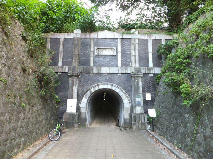 こんなところにトンネルが!?ひっそりと佇む「大原隧道」