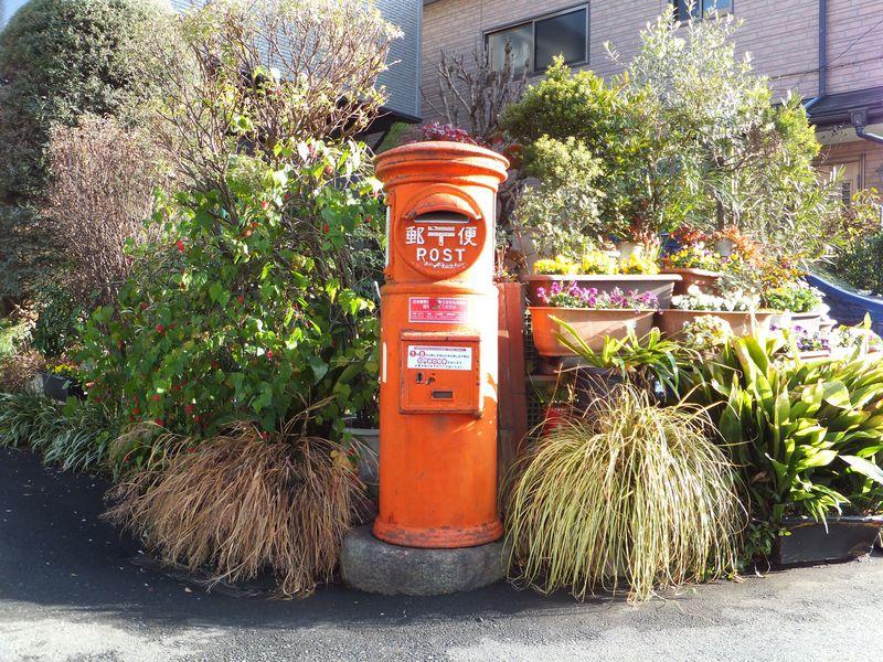 誰かに手紙を出したくなる。東京都小平市の丸型ポスト15選