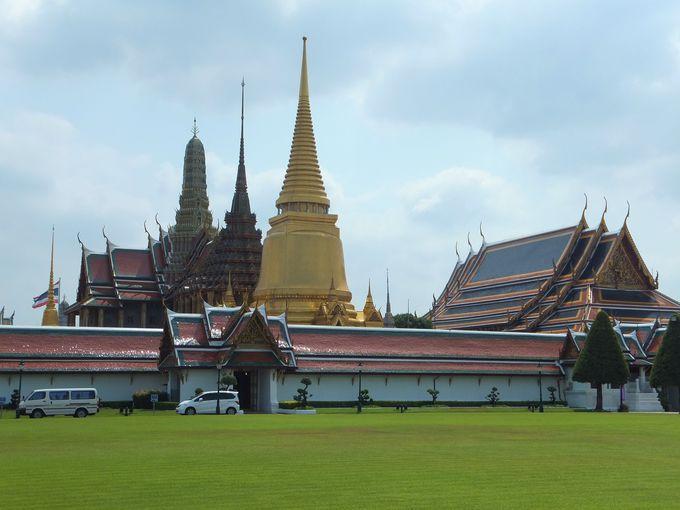 タイの季節は3つに分かれている!