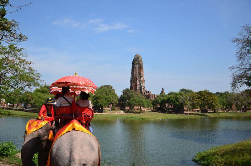 タイ旅行に行くならこの時期!ベストシーズンをご紹介
