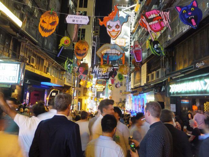香港の季節ごとのイベントを紹介!