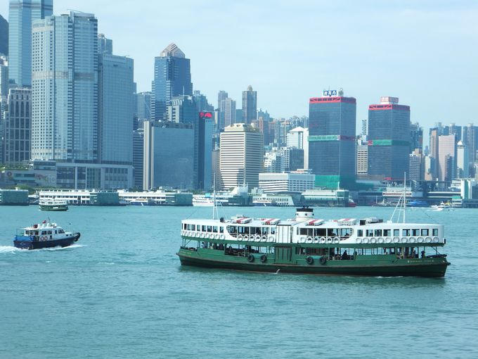 季節ごとの香港の気候は?