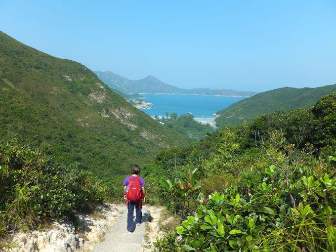 香港旅行の各季節の服装は?
