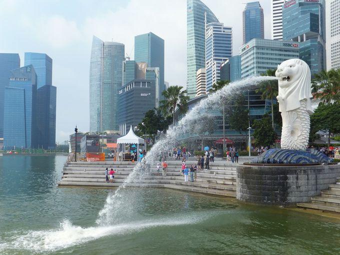 シンガポールには雨季と乾季がある!