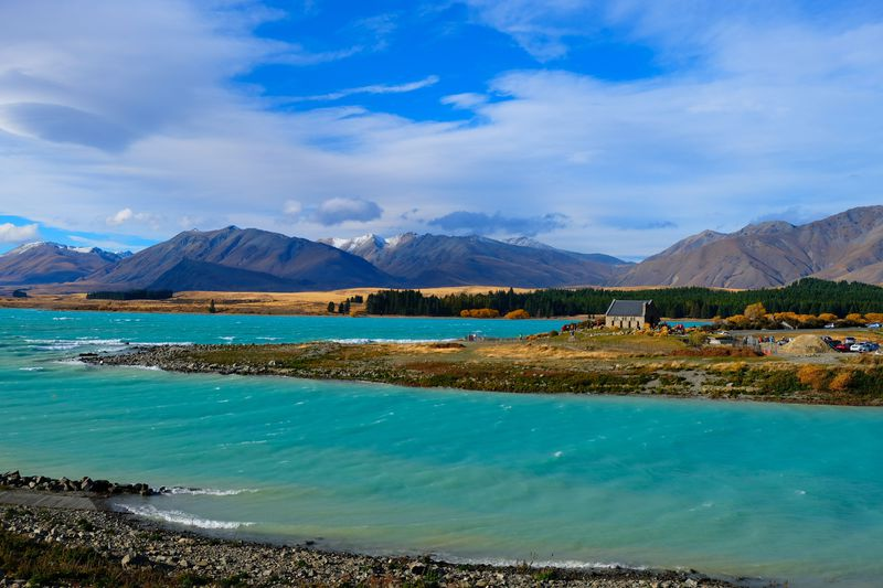 星空&世界遺産も!ニュージーランド南島6泊7日観光モデルコース