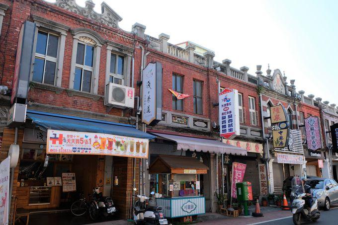 台湾最長!美しい老街のある「斗六」