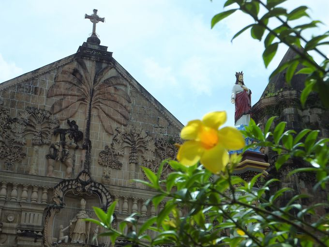 世界遺産・ミアガオ教会へ足を延ばそう