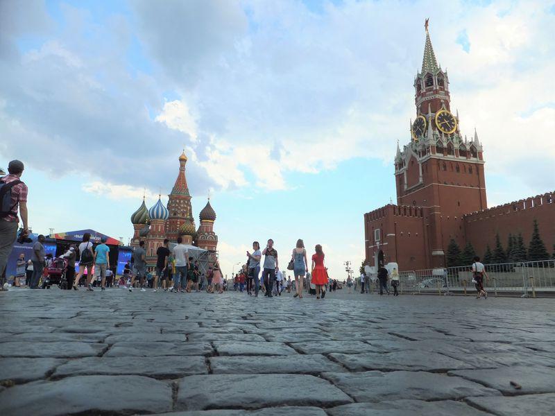1日で全部巡れちゃう!ロシア・モスクワの3大世界遺産