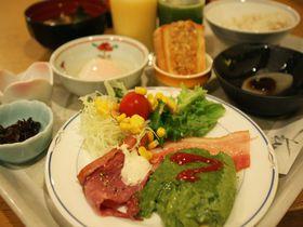 大阪の郷土料理と健康メニューを堪能!三井ガーデンホテル大阪淀屋橋