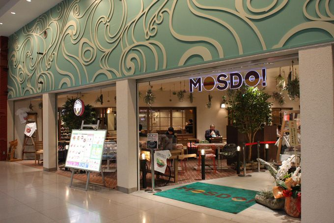 関西国際空港第1ターミナルビルのおススメグルメスポット