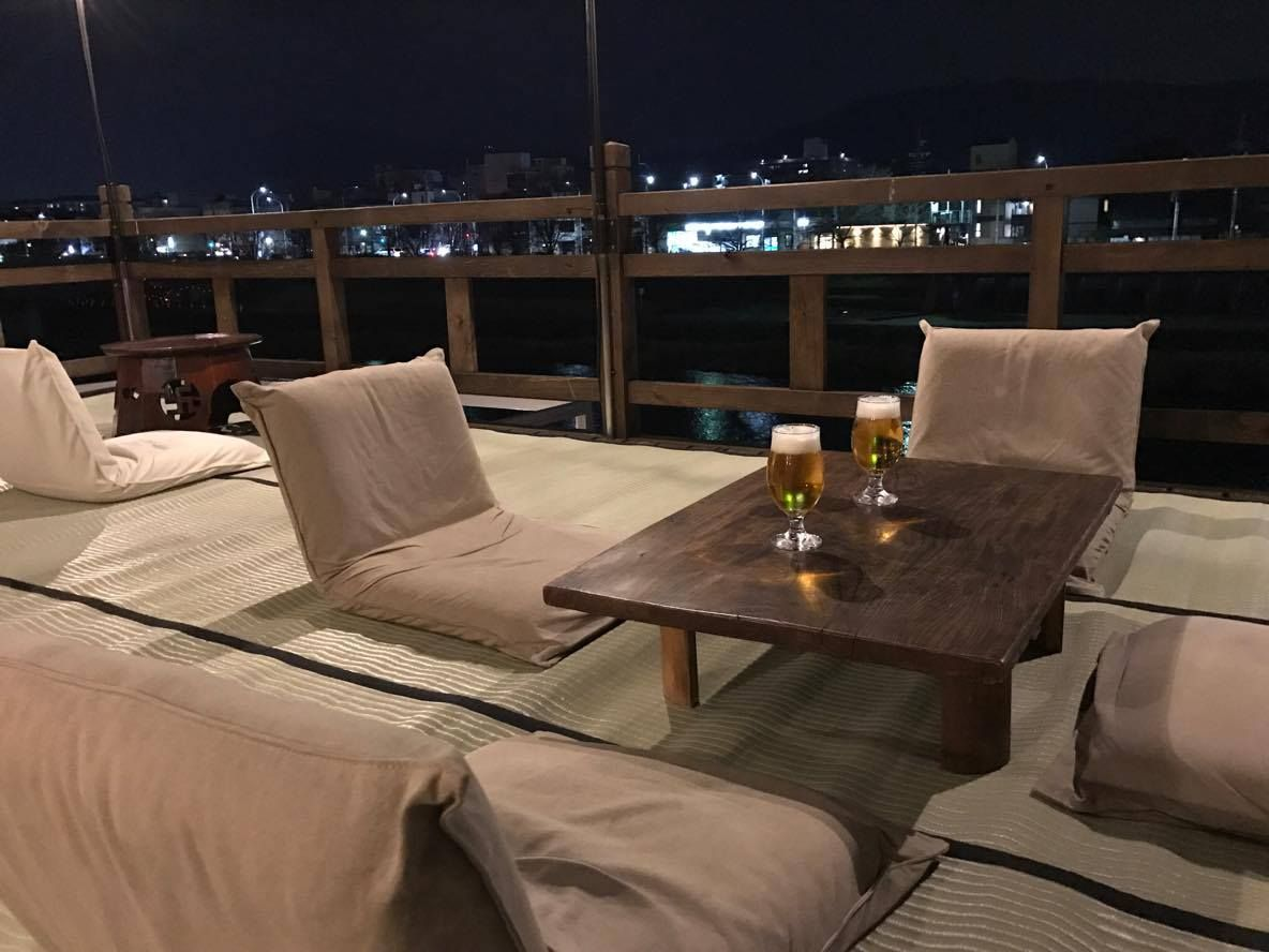京都の川床ランチがなんと2000円〜!