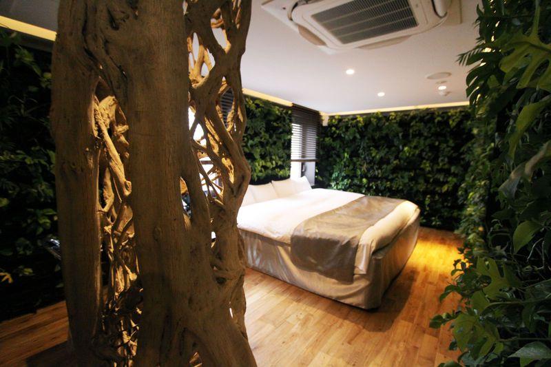 インスタ映え抜群の客室は45室すべて異なるデザイン!ホテル ザ グランデ心斎橋