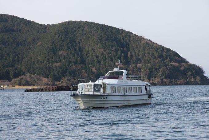 いざ!琵琶湖に浮かぶ有人島、沖島へ