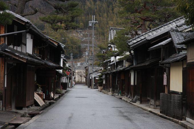 近江商人発祥の地「近江八幡」の町並みを観光