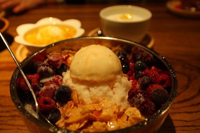 韓流カフェでパッピンス