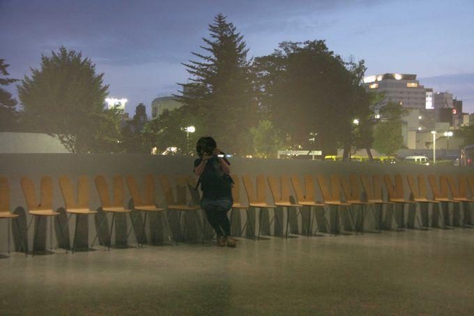 夜ならではの写真撮影