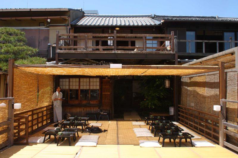 京都・鴨川で安い川床ランチを食べるなら上木屋町エリアをめざせ!