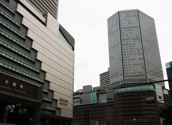 東京中央銀行 大阪西支店の場所