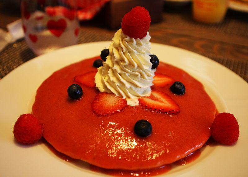 スウィーツ女子注目!大阪で食べたいハワイアンパンケーキベスト5