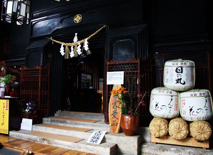 明治以降の貴重な建造物は必見!秋田県横手市増田のレトロな商家と内蔵巡り