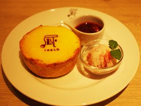 関西発の焼きたてチーズタルトはひと味違う!PABLOカフェで最もおいしい瞬間を