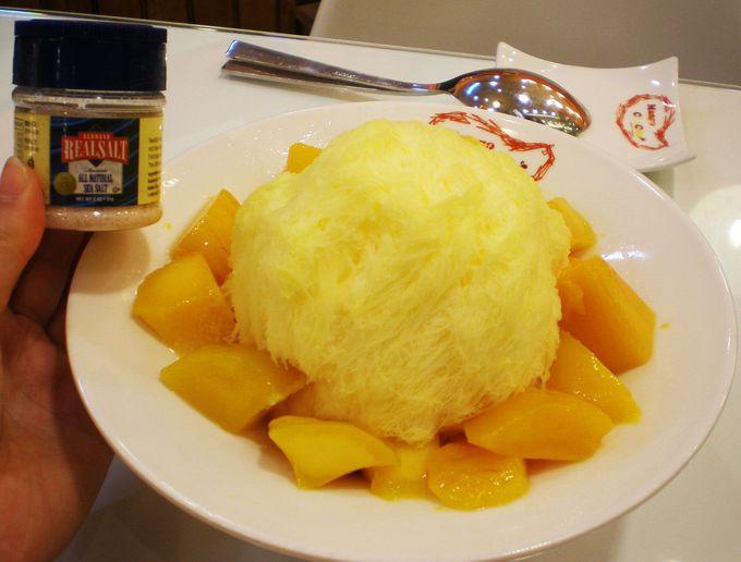 マンゴーだらけの芒果恰恰 Mango Cha Cha