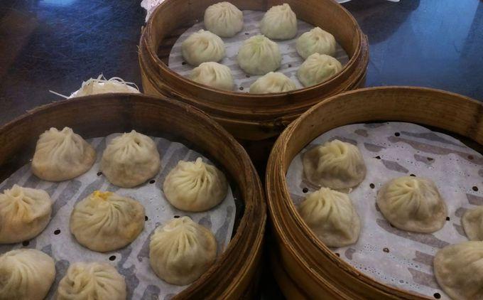 種類がとにかく豊富!「杭州小籠湯包」
