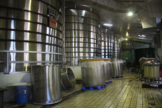 低温長期醸造法で作る秋田のうまい酒